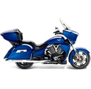 Мотоциклы VICTORY - Cross Country Tour Blue