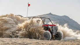 RZR XP TURBO EPS Fox Edition