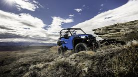 POLARIS GENERAL 1000 EPS Velocity Blue