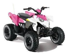 ATV - OUTLAW 90 Pink